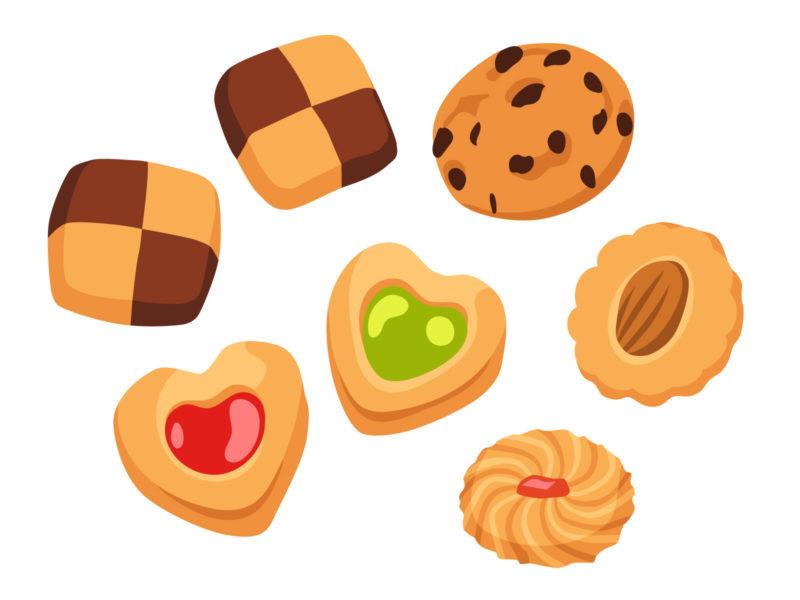 お菓子やファストフードなどの糖質・脂質