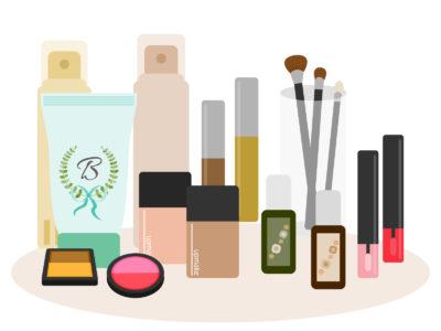 化粧品とメイク落としについて